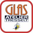 Glaskunst, Weihnachtsdekoration, Glasblumen, Glasfedern, Schnapspfeifen, Glasfiguren im Onlineshop kaufen-Logo